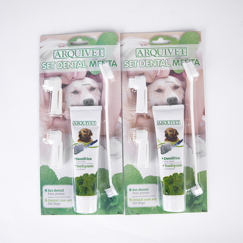 狗狗牙刷牙膏套装宠物用品